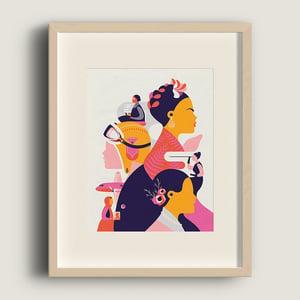 Image of Art Print – Phenomenal Women