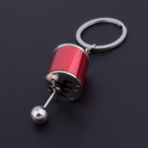 Image of Gear Shift Key Ring