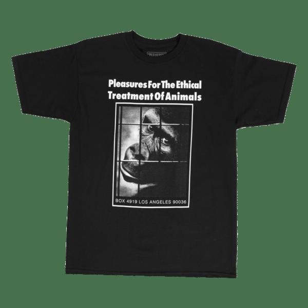 Image of PLEASURES - ANIMALS (BLACK)