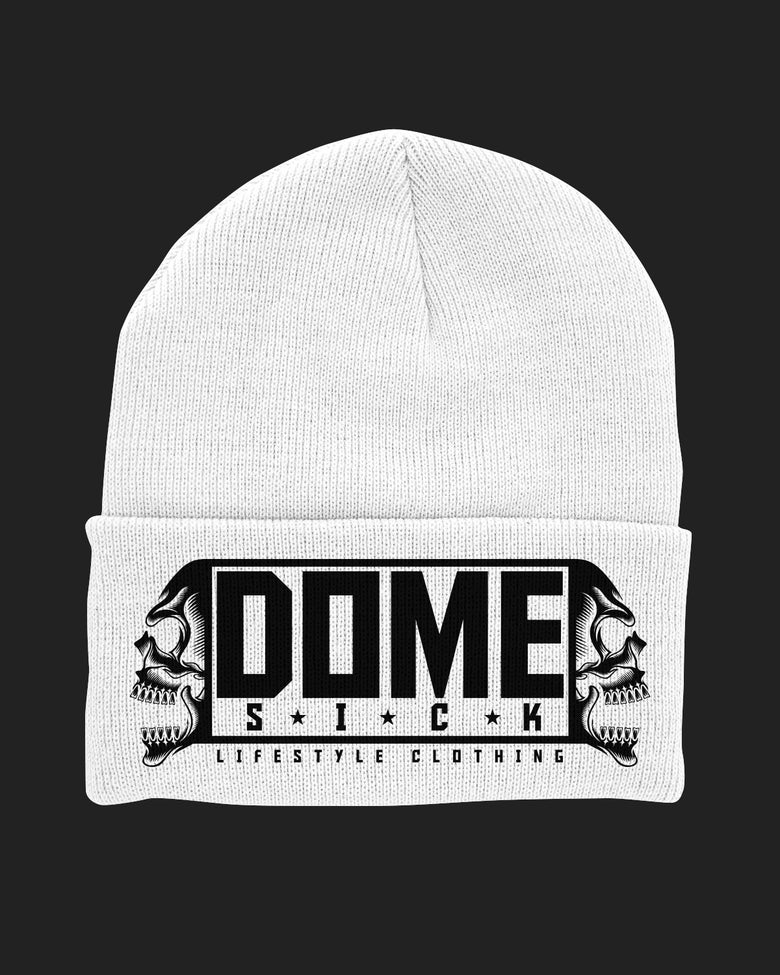 Image of Sick Beanie -  White