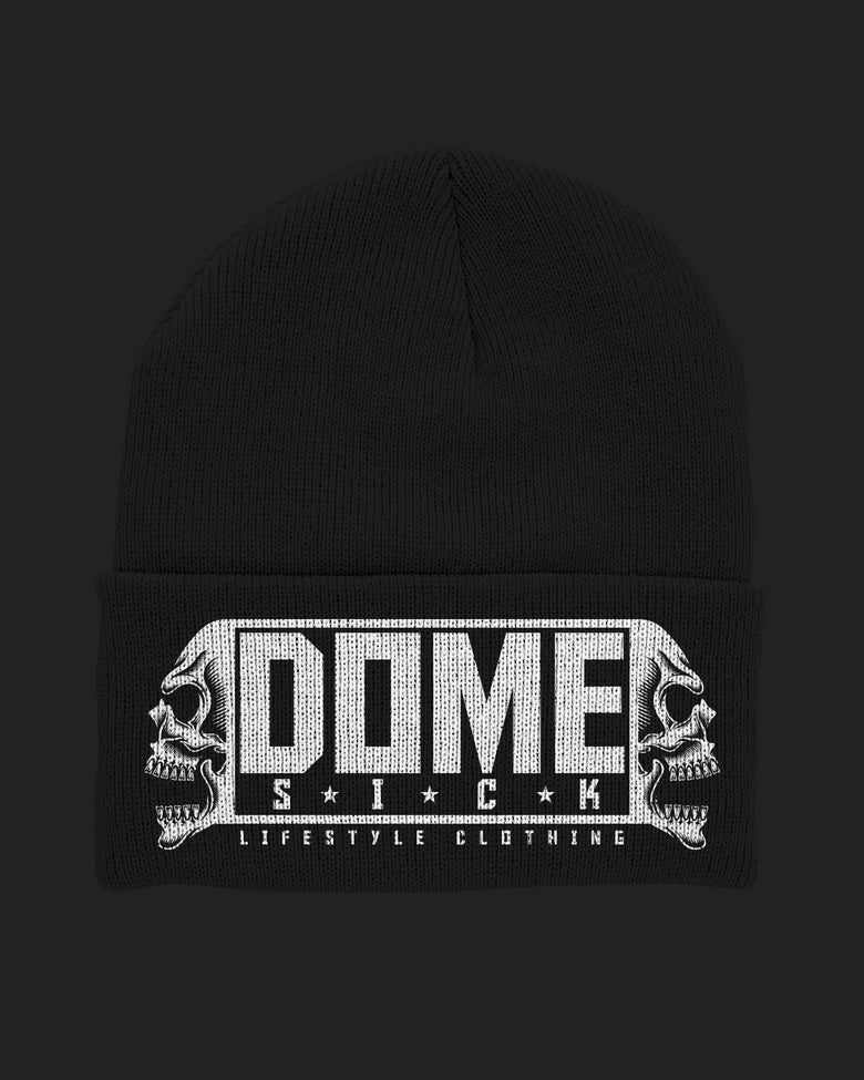 Image of Sick Beanie - Black