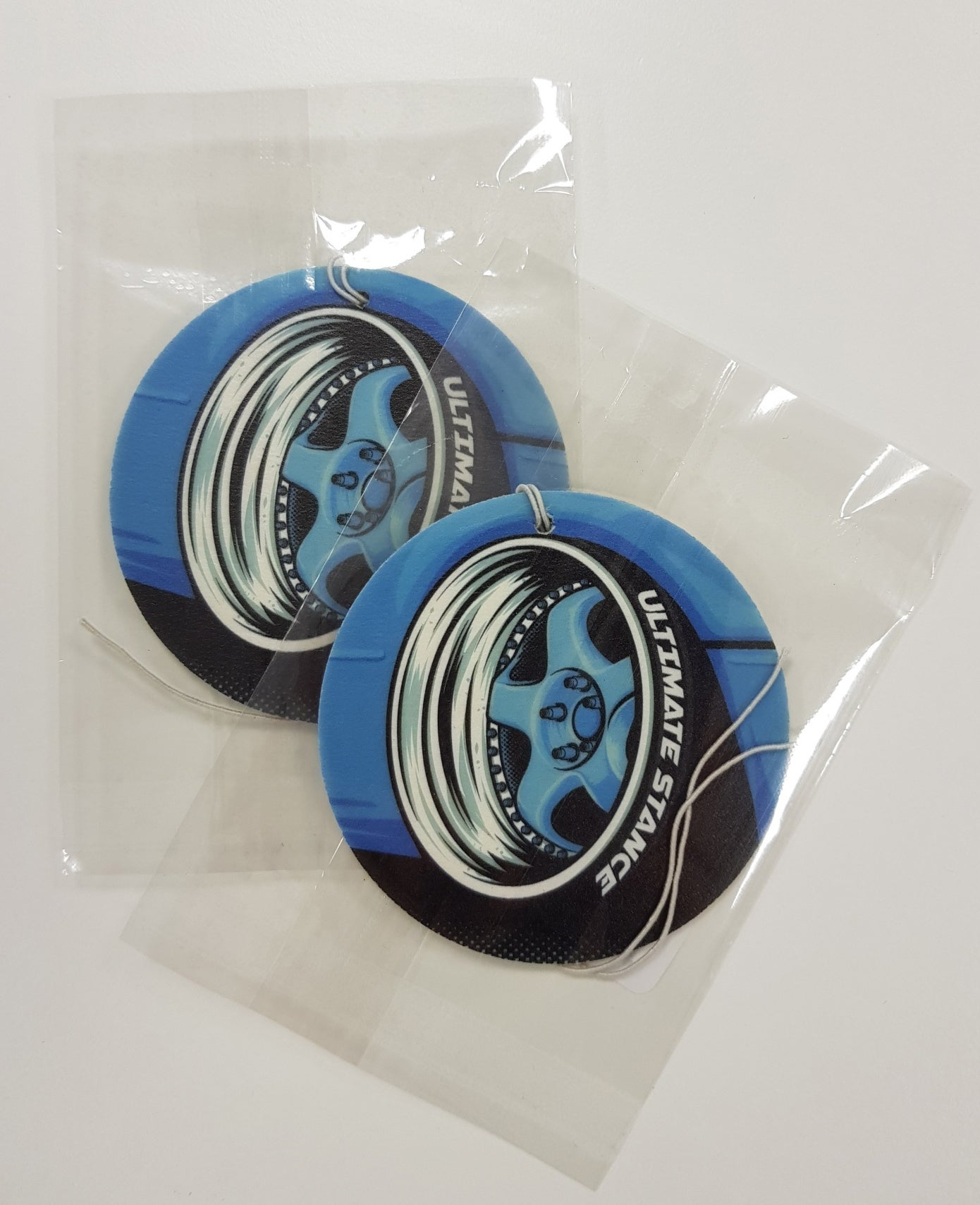 Image of Ultimate Stance - Car Air Freshener (Twin Pack)