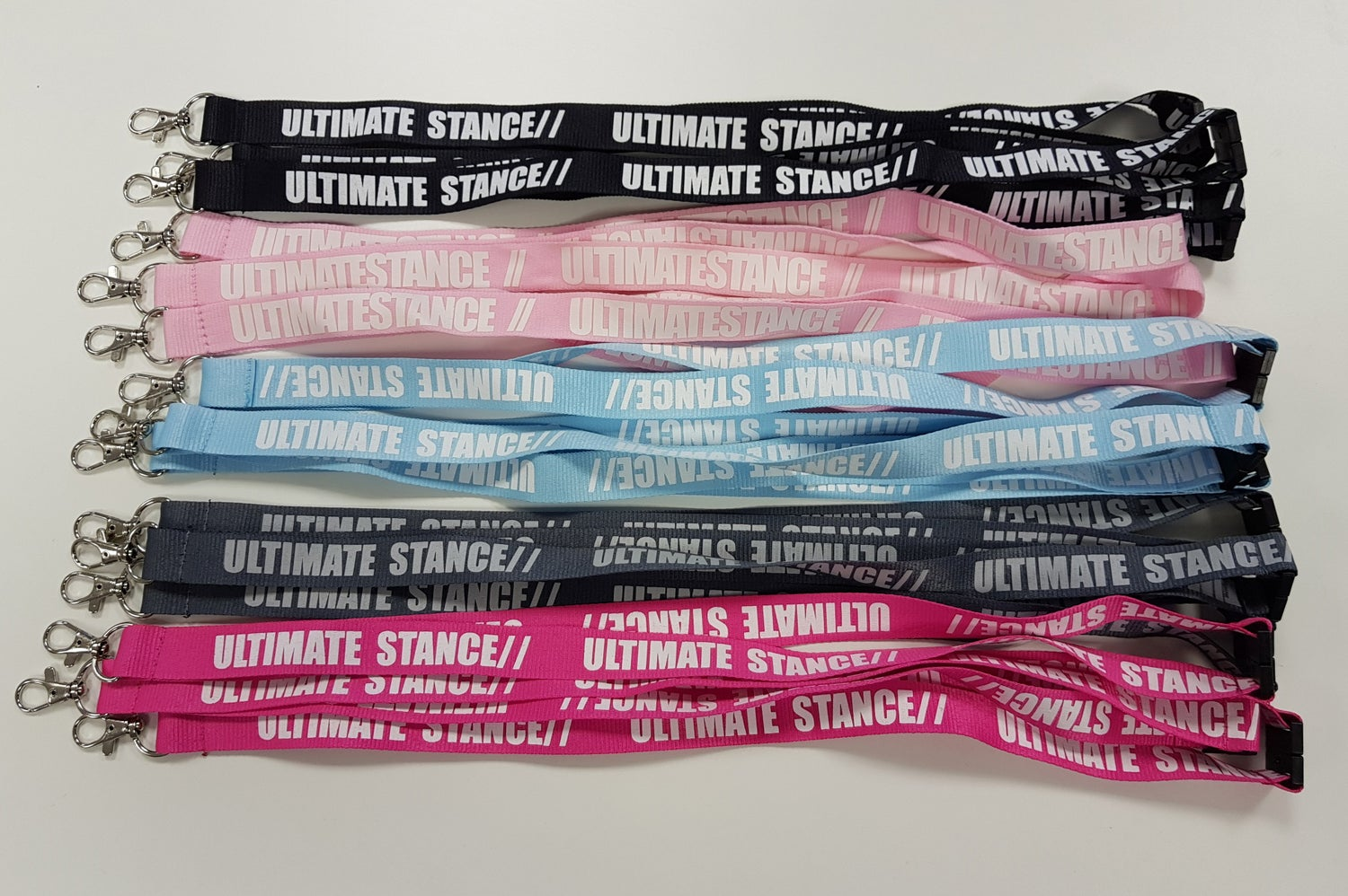 Image of Ultimate Stance - Lanyard