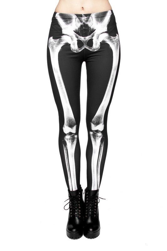 Image of Skella Bone Leggings