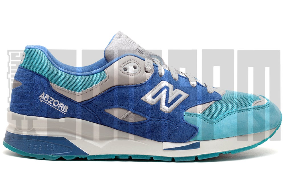 "Image of New Balance 1600 NICE KICKS ""GRAND ANSE"""