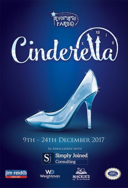 Image of Cinderella - Inverurie Panto 2017