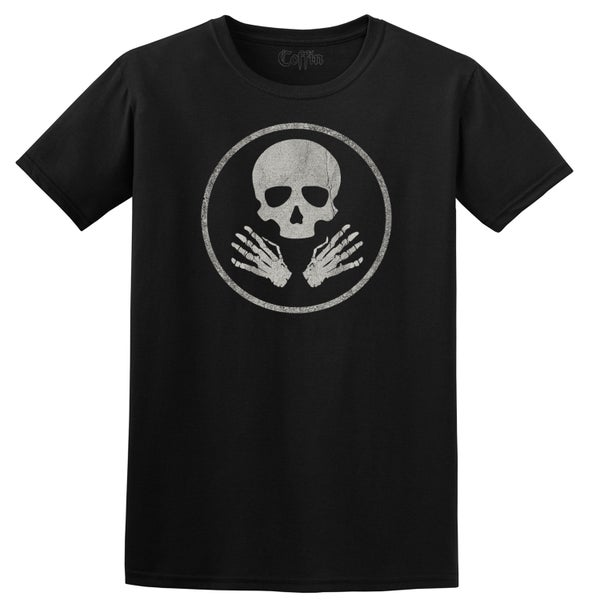 "Image of COFFIN ""At Rest"" T-SHIRT"
