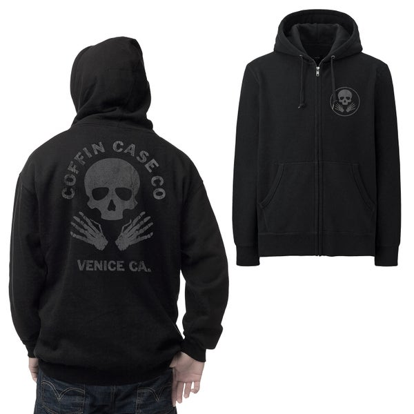 Image of COFFIN CASE CO. VENICE HOODIE