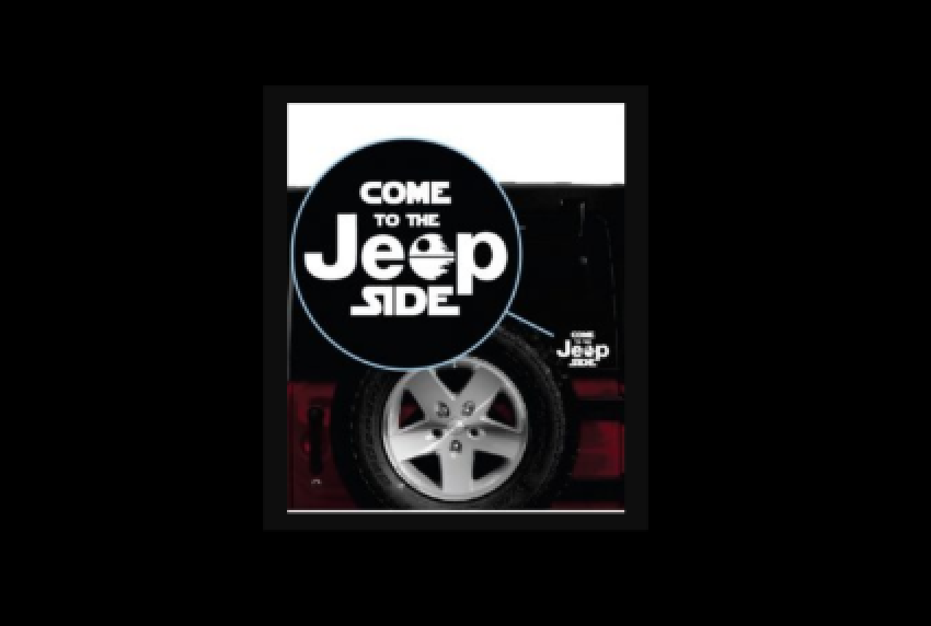Image of Come To The Jeep Side