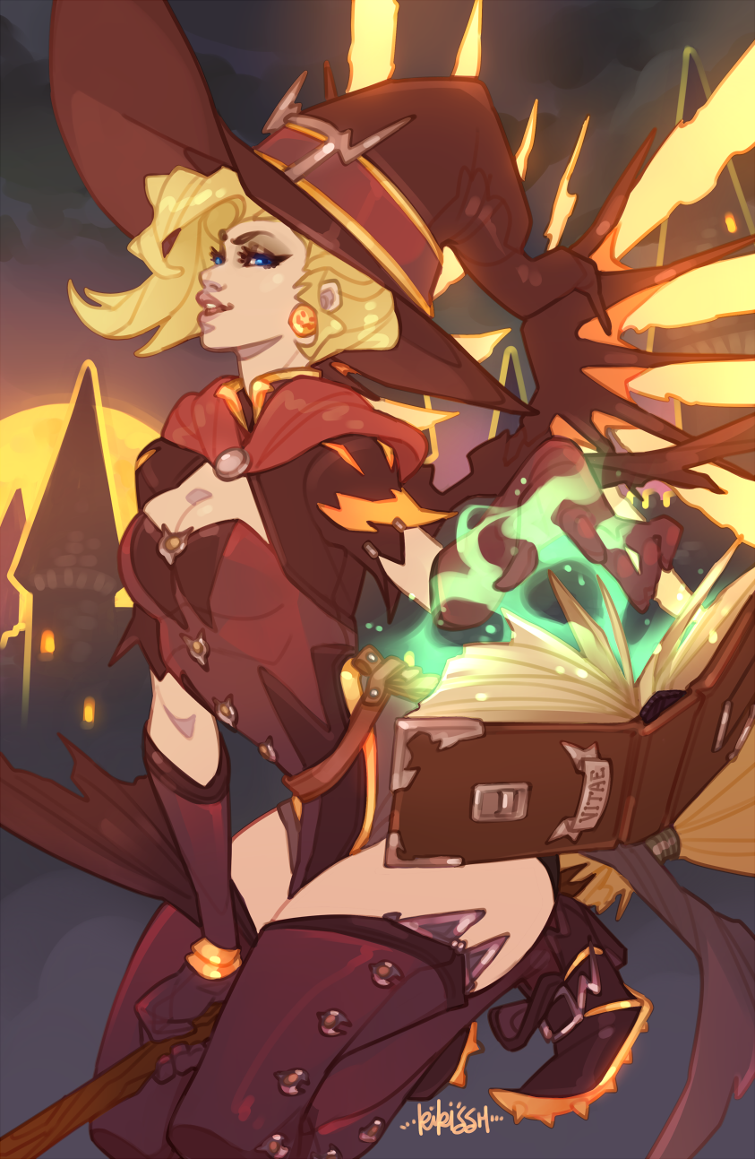 Image of Witch Mercy