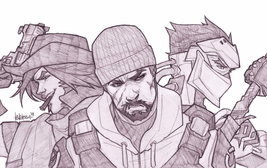 Image of Blackwatch Boyz