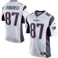 Image of Youth N.E. Patriots Rob Gronkowski Jersey