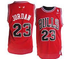 Image of Youth Michael Jordan Chicago Bulls Jersey