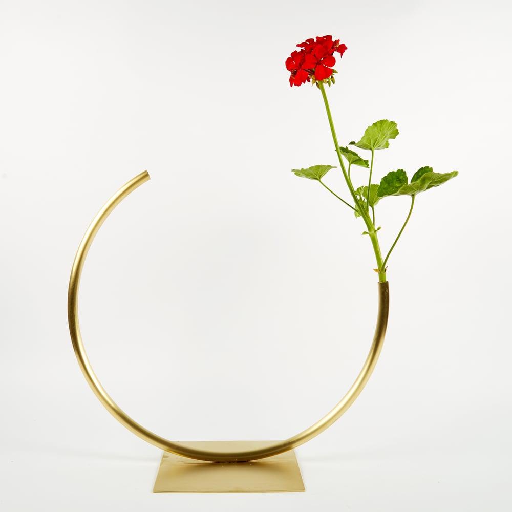 Image of Vase 493 - Edging Over Vase