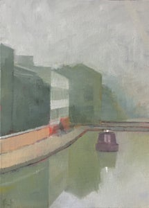 Image of Fog on the Canal