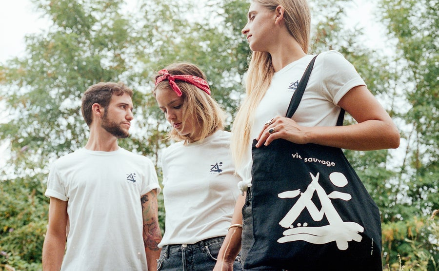 Image of totebag sauvage