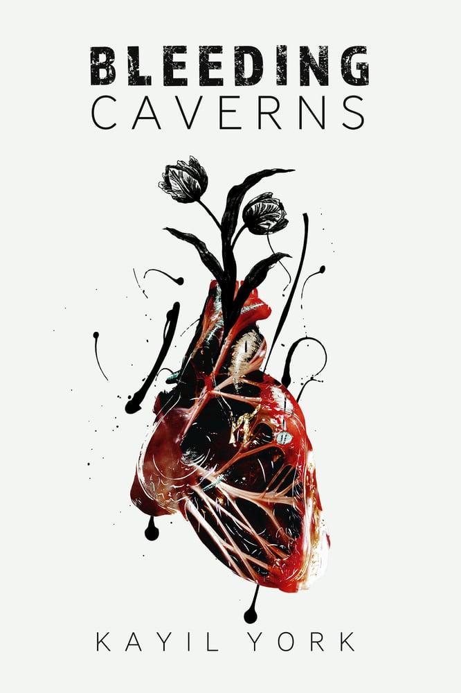 Image of Bleeding Caverns Signed Book