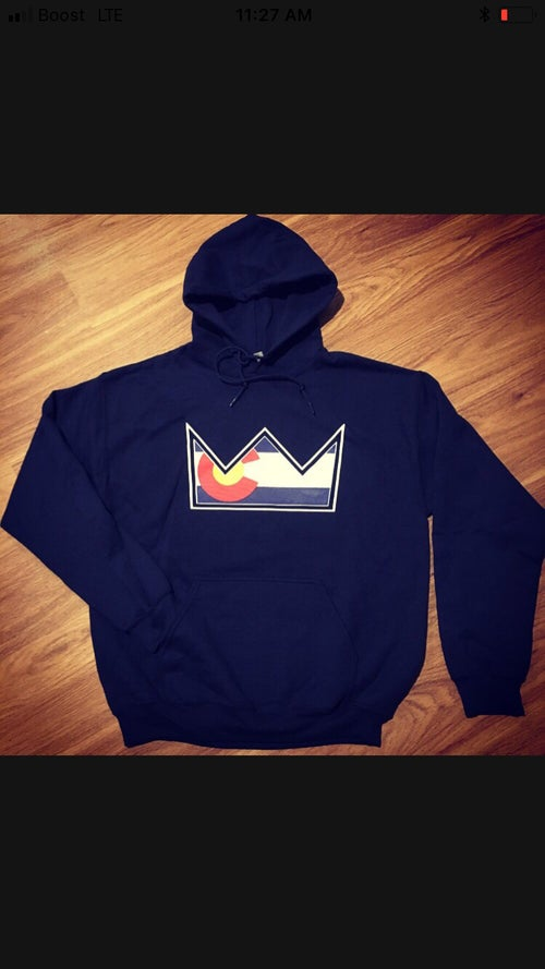 Image of CO Krown Hoodie & Long Sleeve T
