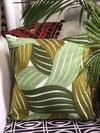 •Ida• tropic pillow