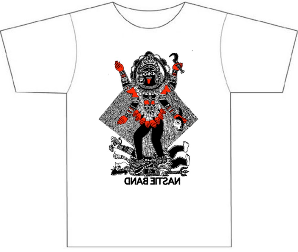 Image of Nastie Band T-SHIRT