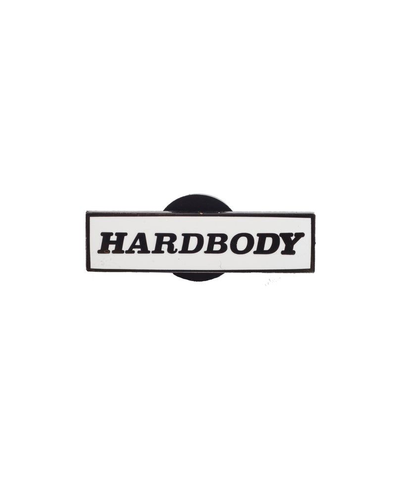 Image of HARDBODY LAPEL PIN