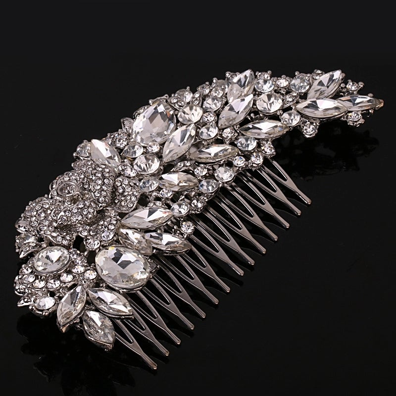 """Image of """"Laura"""" Haircomb ( available in gold)"""