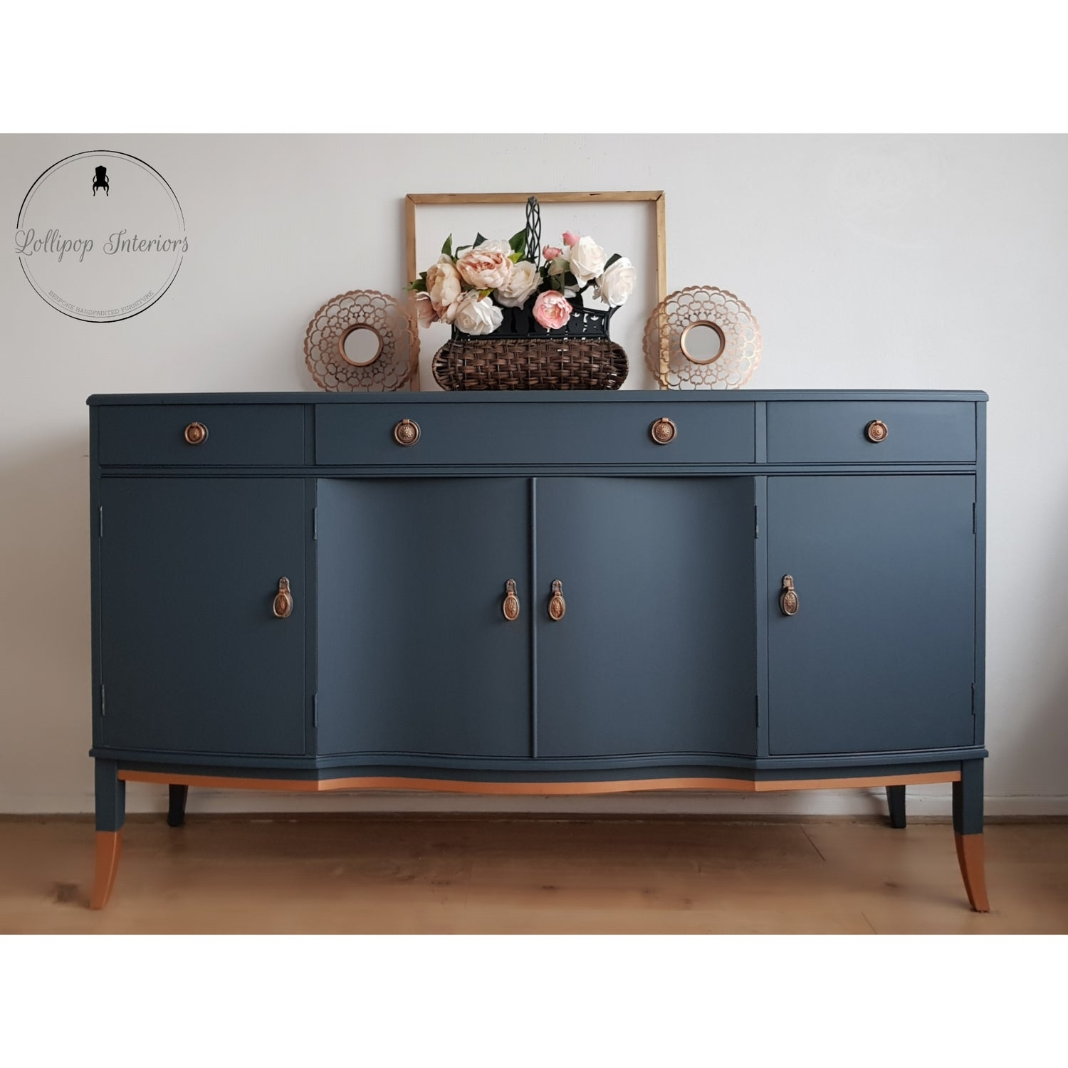 Image of Vintage sideboard