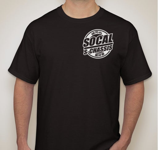 Image of Socal S-Chassis Local Enthusiast Shirt (Pre-Order)