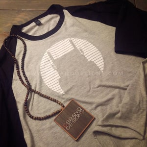 Image of D Brand Icon Raglan Tee