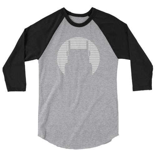 Image of Living The Dream Raglan Tee