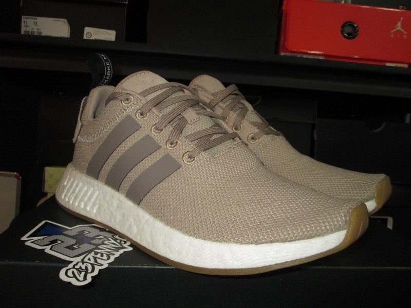 Adidas NMD R2 BeigeTrace KhakiSimple Sneaker District