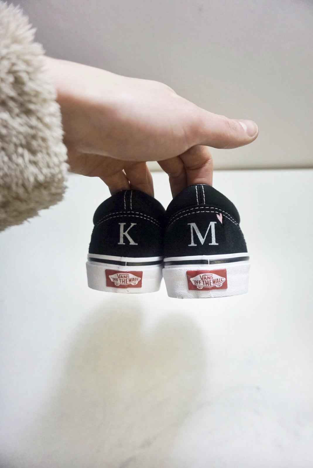 Image of The Vans x Personalisation ❤️