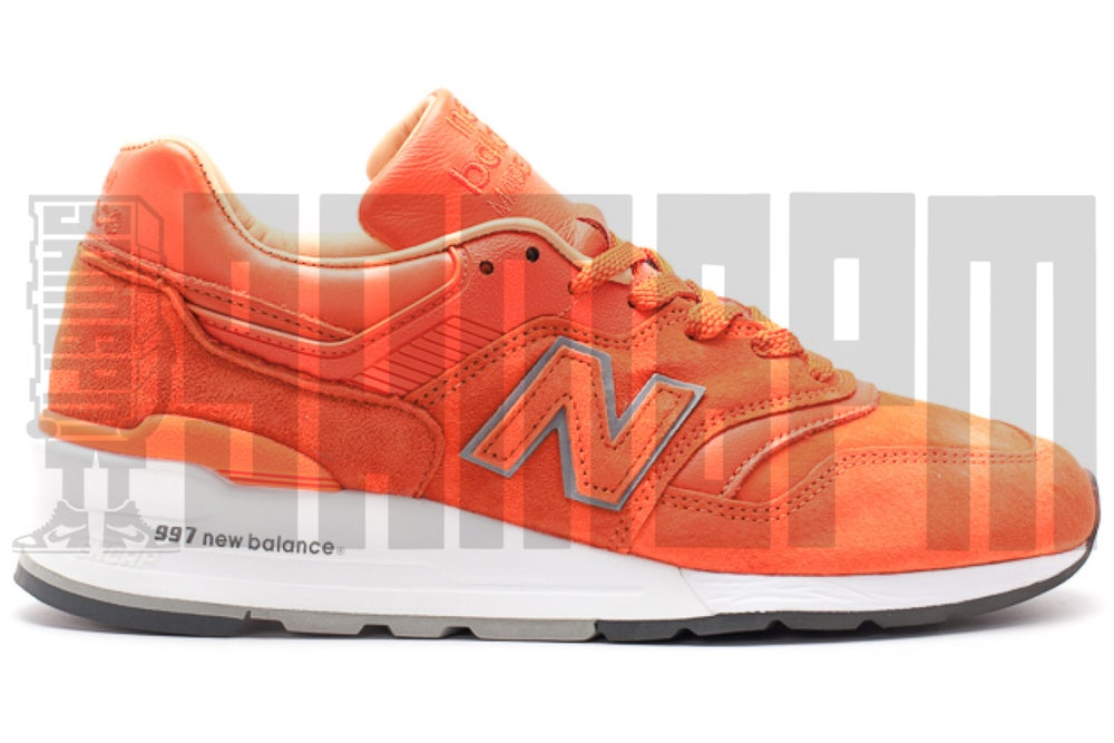 "Image of New Balance 997 CONCEPTS ""LUXURY GOODS"""
