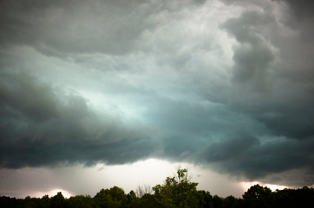 Image of Storm Rolling In