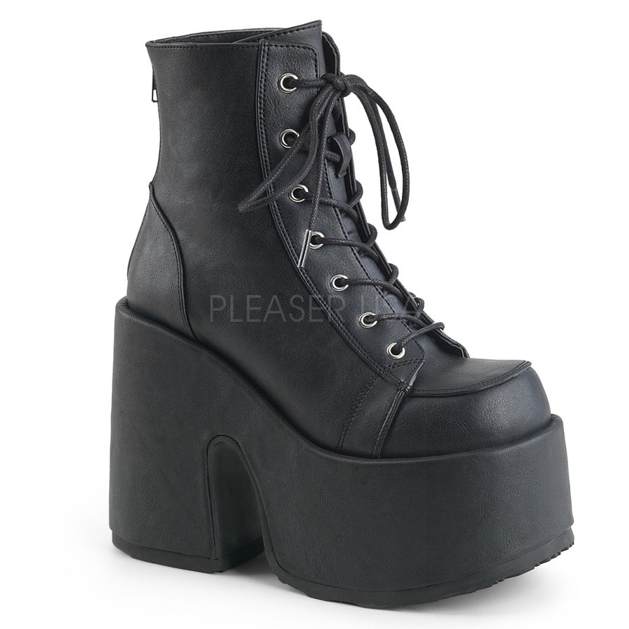 Image of Rave Royalty Holographic Platform Boots