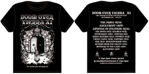 Image of T-Shirt: DOOM OVER VIENNA XI