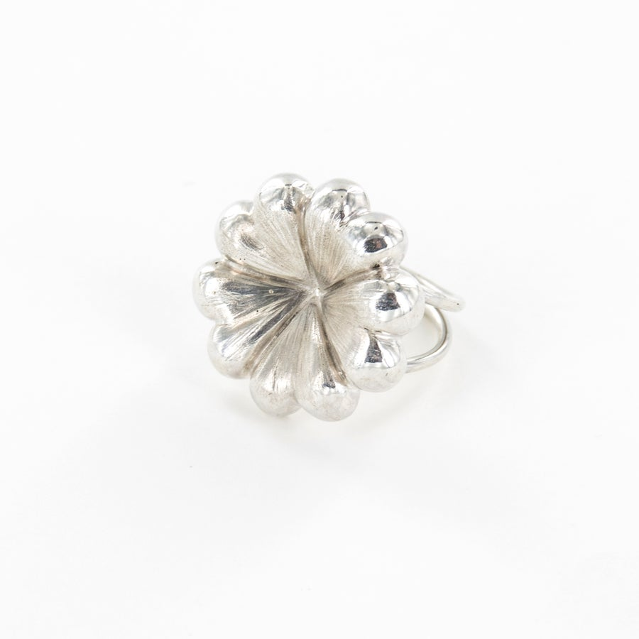 Image of Bague Petunia GM - Collection Garden Party