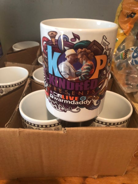 Image of Kindred Presents... Title Card Mug
