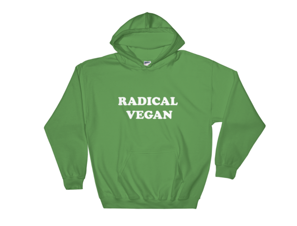 Image of Radical Vegan Hoodie (5 Colors)
