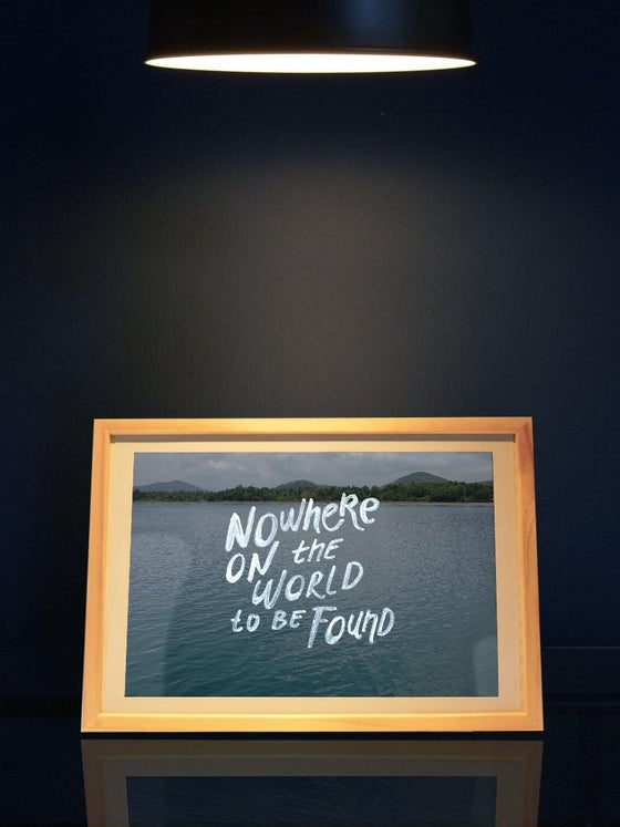 Image of Nº2 Nowhere