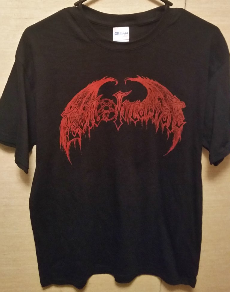 "Image of EVIL INCARNATE ""Logo"" T-SHIRT"