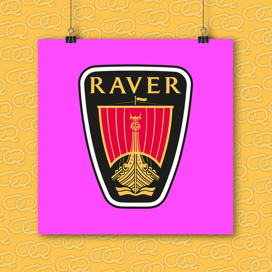 Image of Raver 75 (Limited Edition)