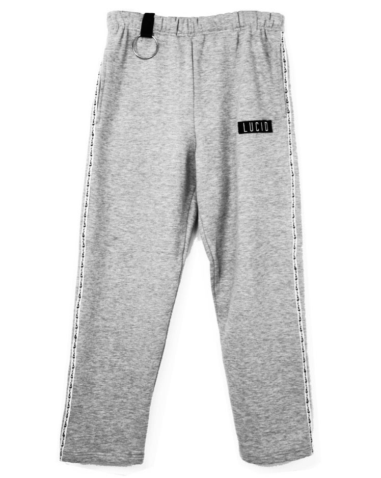 Image of BARBEDWIRE SWEATPANTS - STATIC GREY