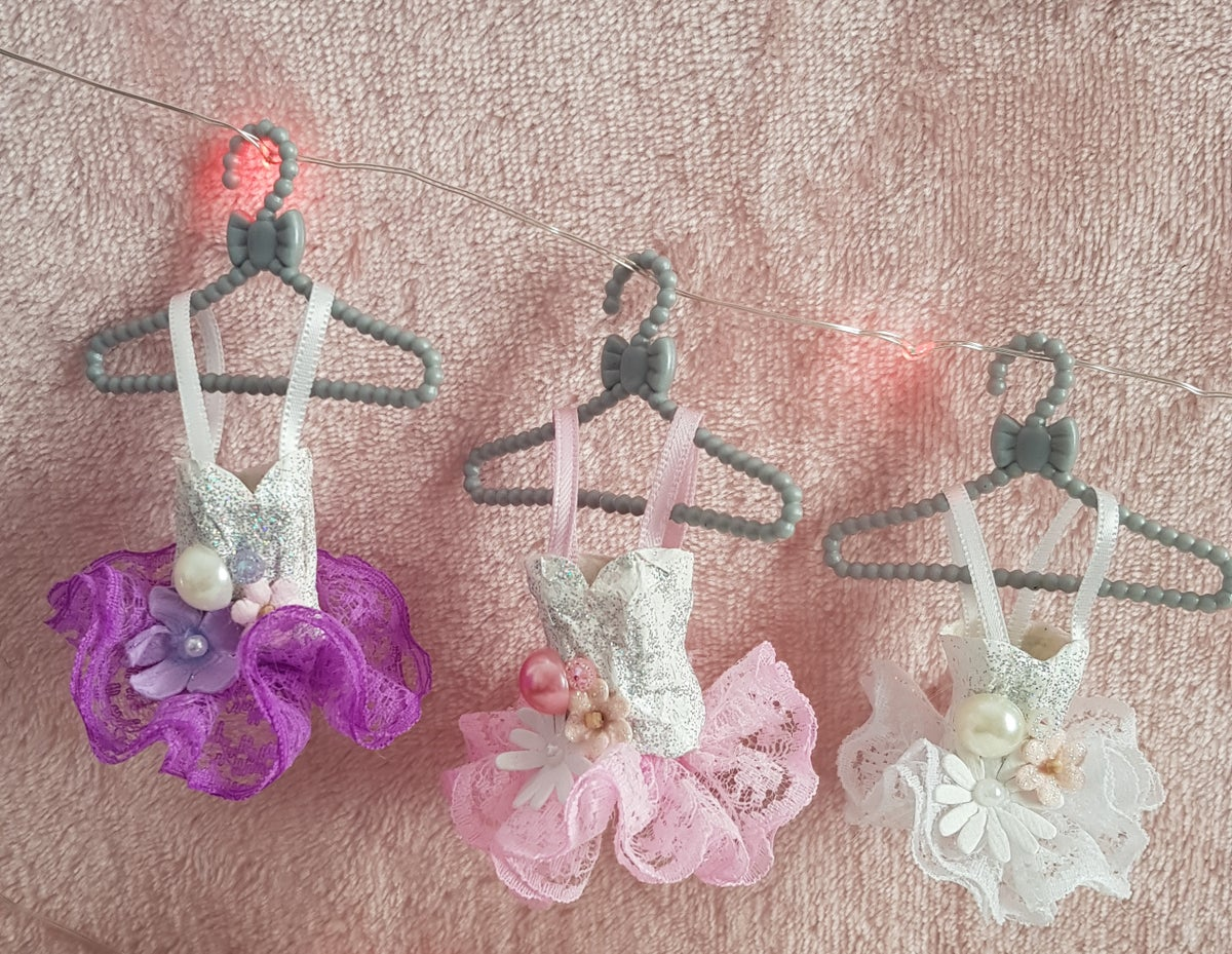 Image of Decorative Teeny Fairy Tutu Dresses