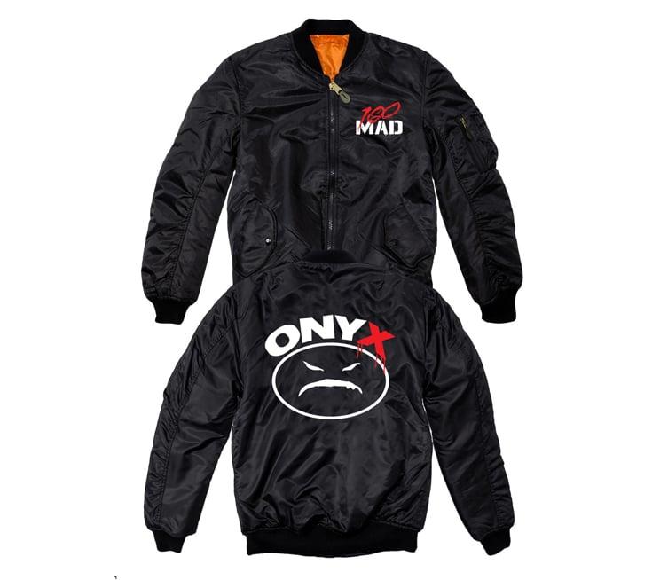 Image of Onyx Flight Jacket