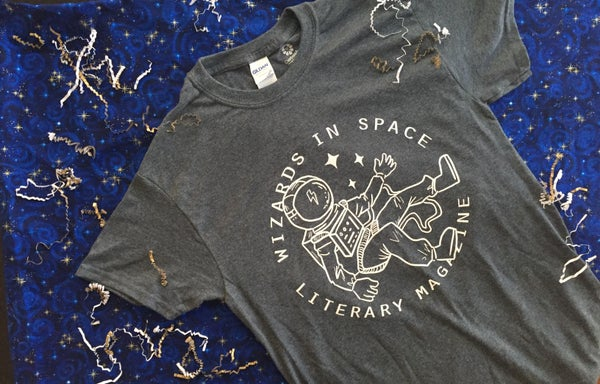 Image of Wizards in Space Shirt