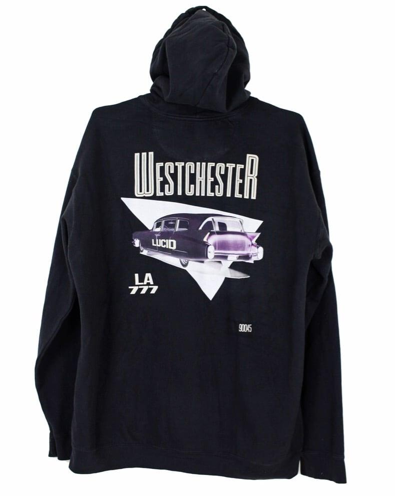 Image of WESTCHESTER HOODIE - BLACK