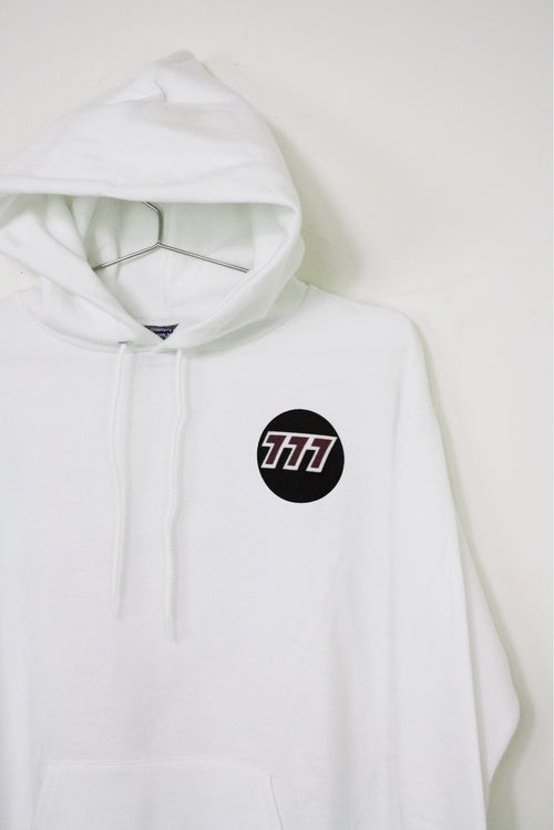 Image of WESTCHESTER HOODIE - WHITE