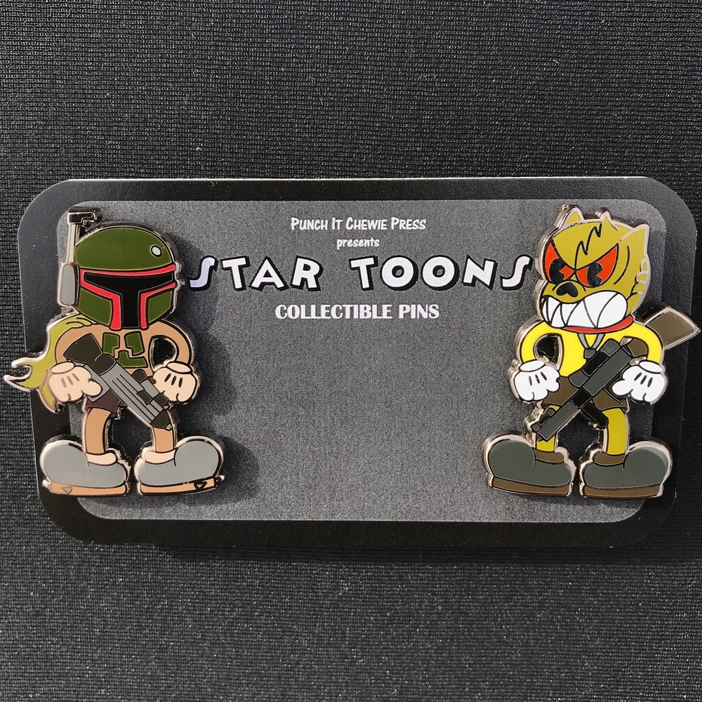 Star Toons Pack II