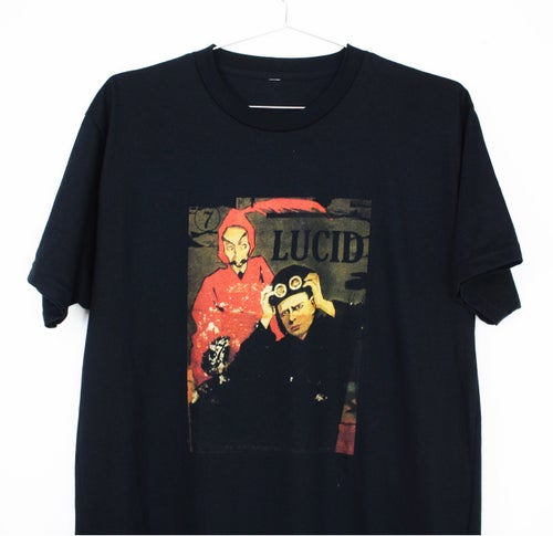 Image of LEGION - TEE - BLACK